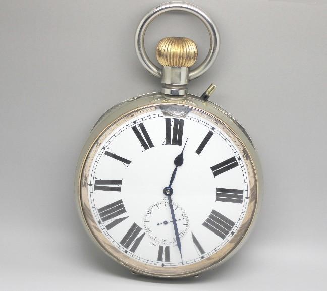 a1fc1cb78b8 VENDIDO------O Maior Relógio de Bolso